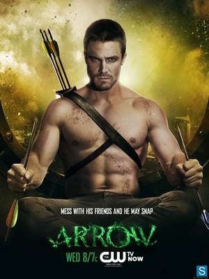 Download Arrow 2ª Temporada Completa Legendado HDTV Torrent
