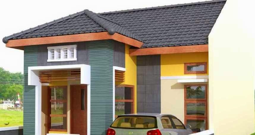 Contoh Desain Rumah Minimalis Modern 2015