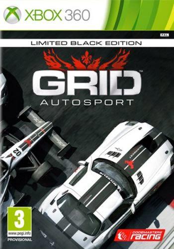 GRID Autosport Xbox360 | Limited Black Edition
