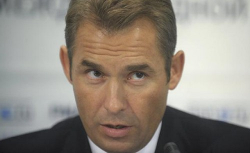 Pavel Astakhov, the Russian Children Rights Commissioner, ...