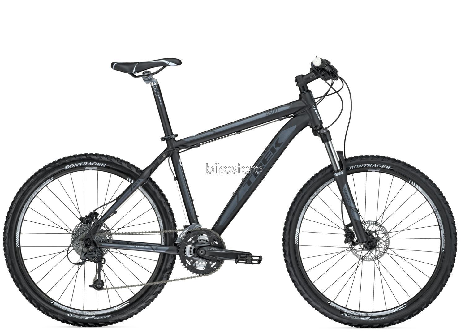 noti bici  bicicleta mtb trek 4 series 4500 disc 2012