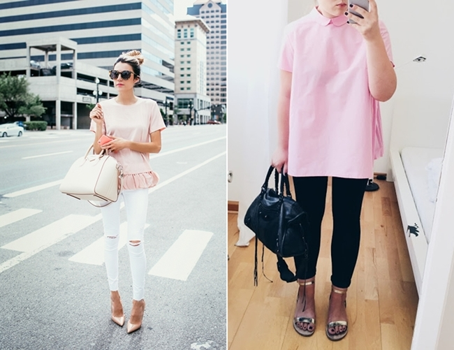 Hello Fashion, pink blouse, pink Look, Sommerlook, summerlook, 77p7zy