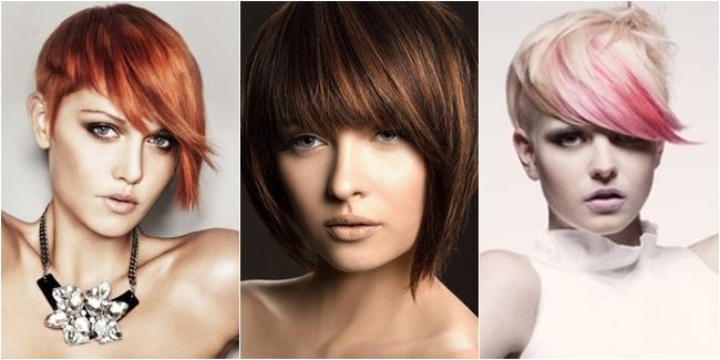 beberapa model rambut terbaru trend 2013 1 model rambut pendek