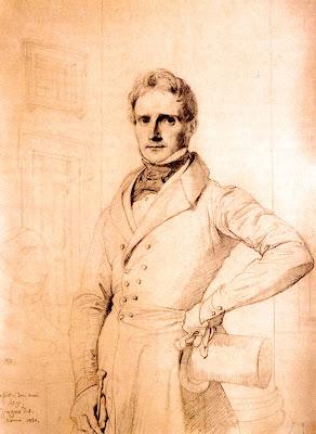 caballero victoriano de Ingres