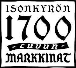 ISONKYRÖN 1700-LUVUN MARKKINAT 9.-11.8.2013