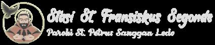 Stasi St. Fransiskus  Segonde