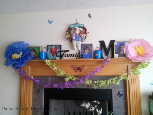 Butterfly Party Decor
