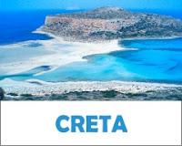 Appartamenti e alberghi a Creta