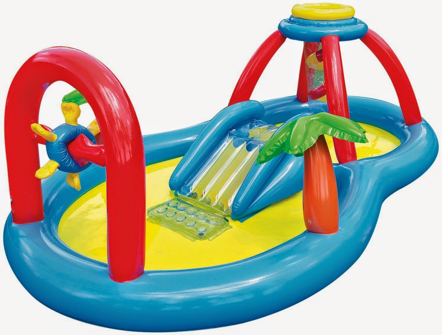 Intex 57449EP Windmill Plastic Swimming Pools For Kids