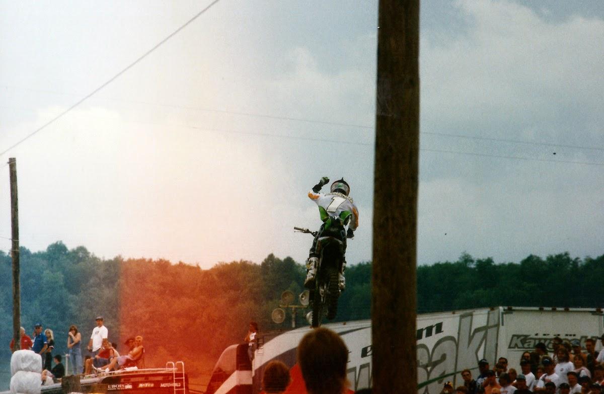 Ricky Carmichael High Point 1998