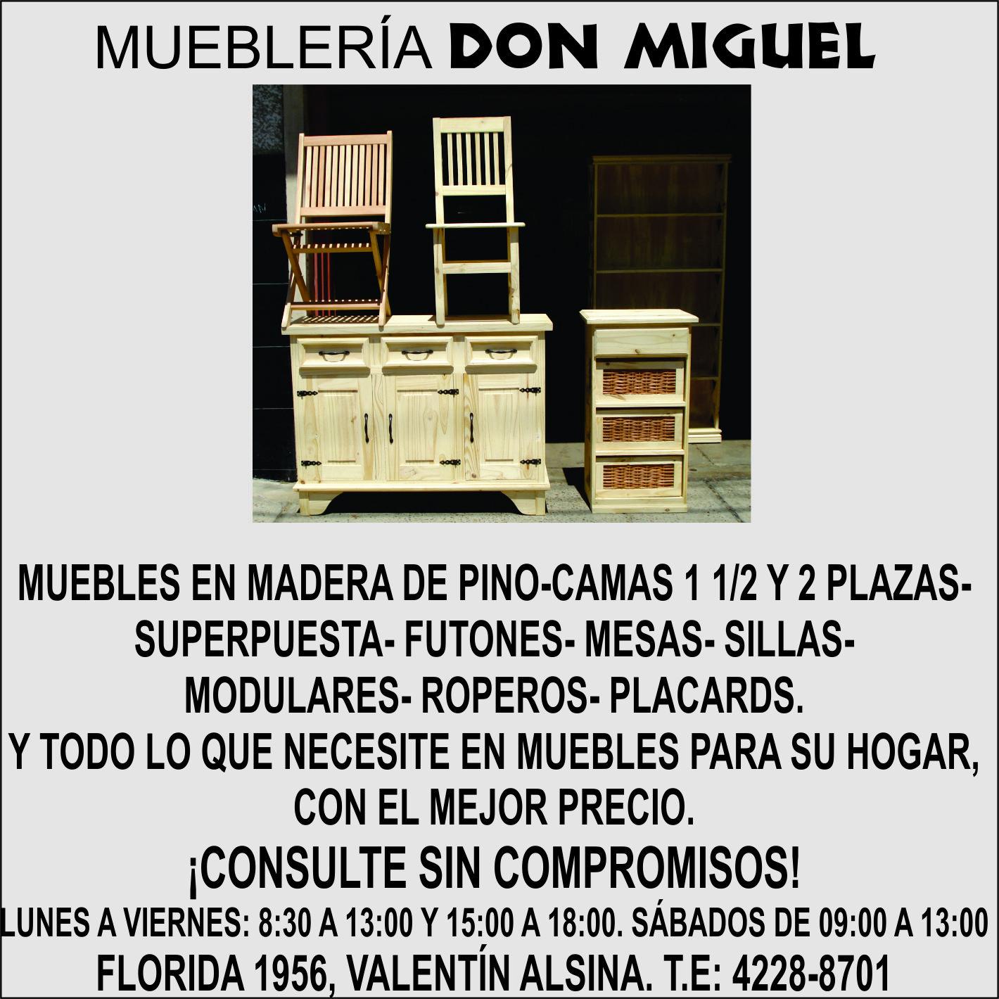 Muebles Don Miguel