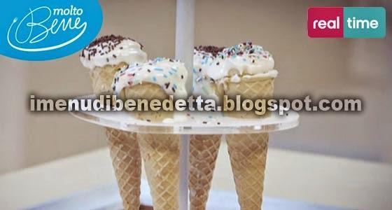 Gela Muffin di Benedetta Parodi