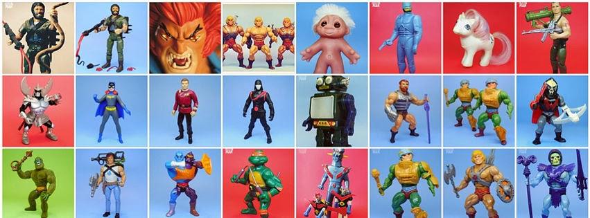 Photos He-Man, Thundercats, Rambo, Mazinger, 70s 80s 90s vintage retro toys