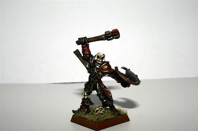 Esqueleto Voare the Impaled para Warhammer