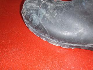 Pintado de pavimento alimentario antideslizante