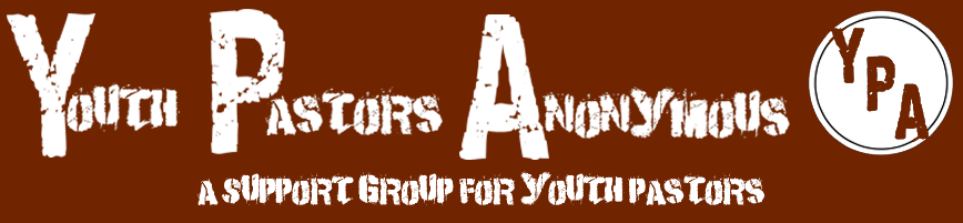 Youth Pastors Anonymous