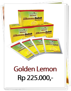Golden Lemon Juice