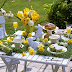 Decorate a Easter/Spring Party Table