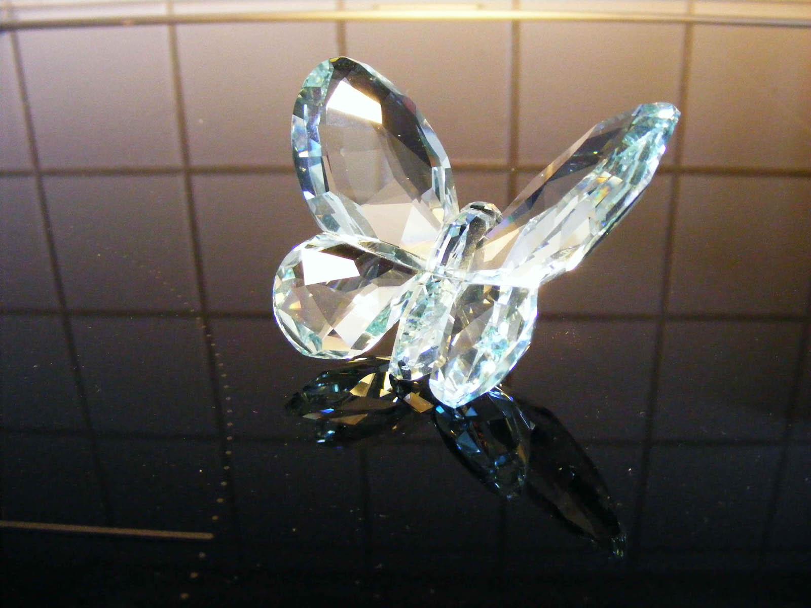 Fantasy Glass Butterfly