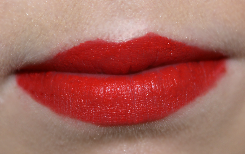 Review | MAC Lady Danger Lipstick
