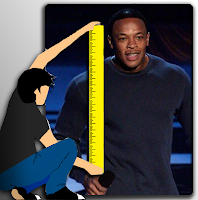 Dr. Dre Height - How Tall