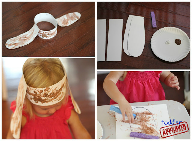 Toddler approved 2 simple dog crafts inspired by rrralph for Dog craft ideas