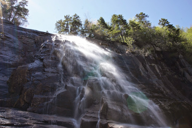 Arethusa-Falls-Frankenstein-Cliff-NH-Travel-The-East