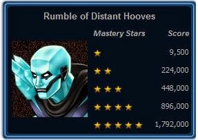Mission 3 - Rumble of Distant Hooves