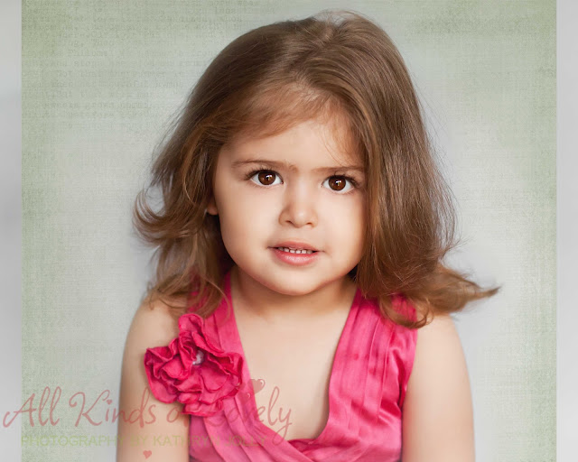 photograph tiny little models for a Sydney modelling agency. For a ...