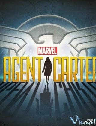 Đặc Vụ Carter 1 - Agent Carter Season 1