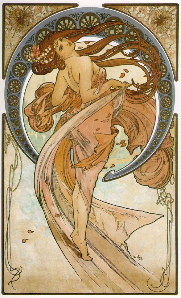 King of Senses: Alphonse Mucha on an Acid Trip: Chiara ...