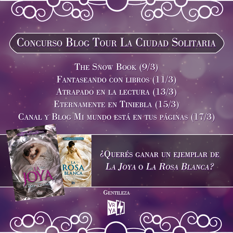 Blog Tour + Sorteo!