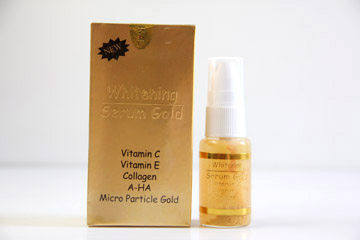 Whitening Serum Gold