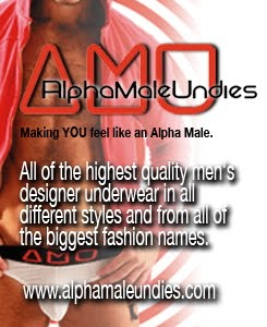 Official Alpha Male Model John Quinlan