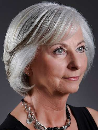 Go Magazines: Hairstyles For Over 50