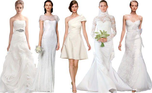 The Best Wedding Dresses For Your Body Type | M.B. Classics Events
