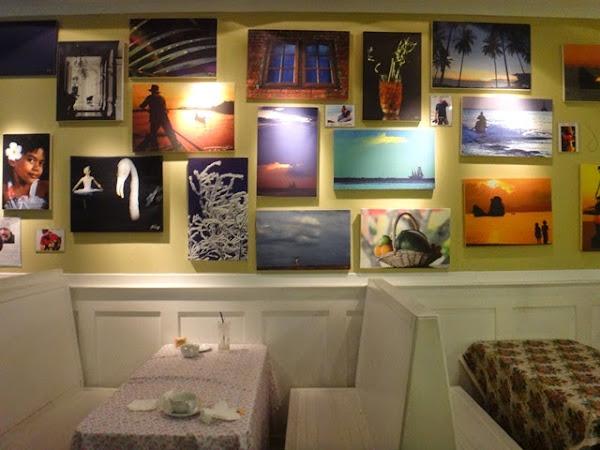 {Bangi Spot} Little White Cafe