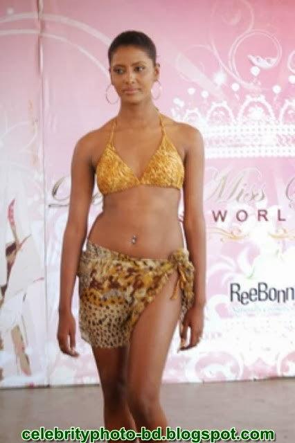 Sri Lankan Girls Wear Bikini In Fashion Show S