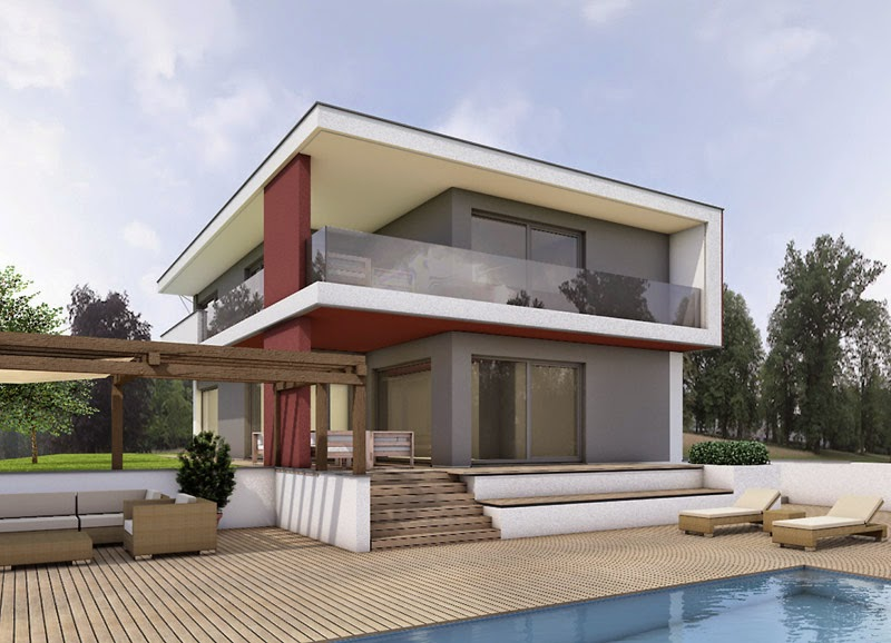 haus bauen architektenh user. Black Bedroom Furniture Sets. Home Design Ideas