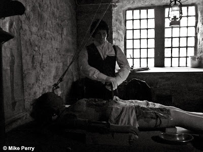Hanged bodies used as medical science in Bodmin Jail