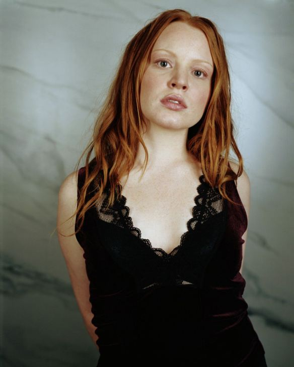 Film-Talk: Six Feet Under Jessica Chastain Accent