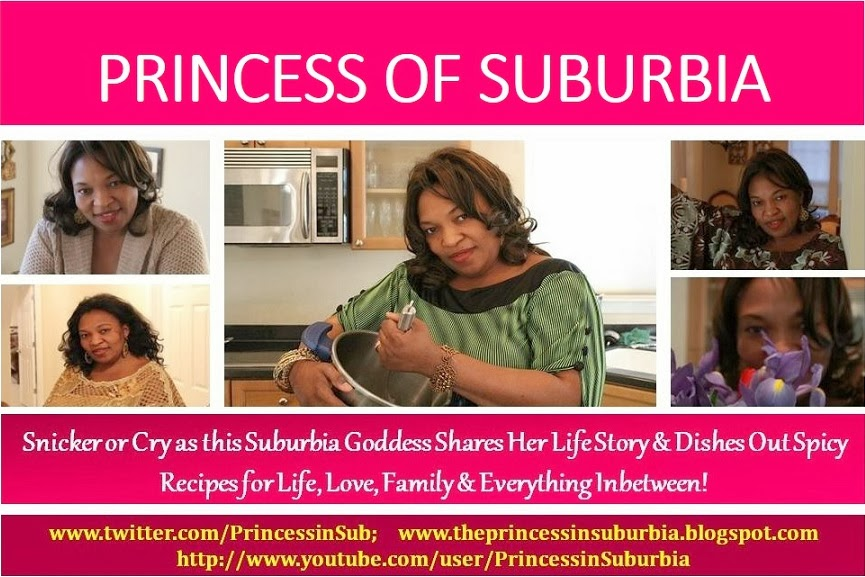 THE PRINCESS IN SUBURBIA~