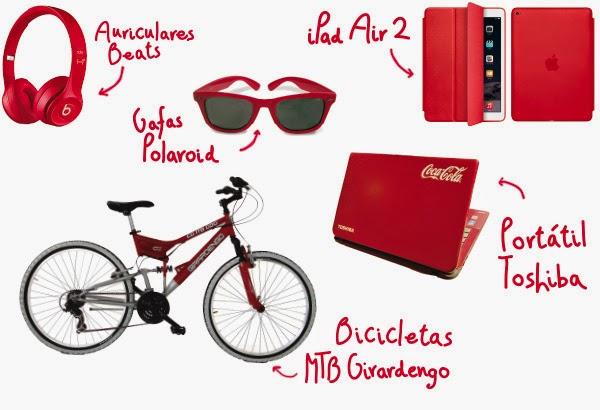 Premios con coca cola truquiahorro - Regalos coca cola ...