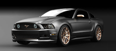 2013 Ford Mustang GT High Gear left front