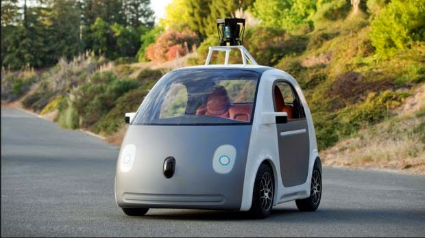 Google Car primer auto sin conductor noticias del 2015