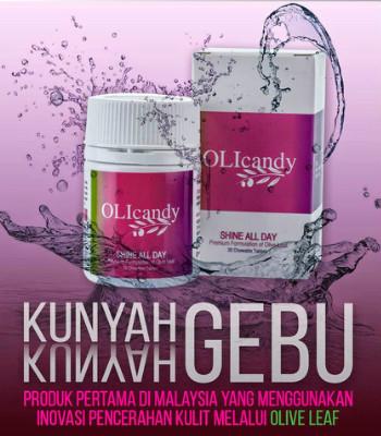OLI CANDY / KUNYAH GEBU