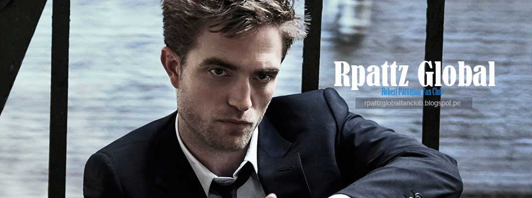 Robert Pattinson Perú