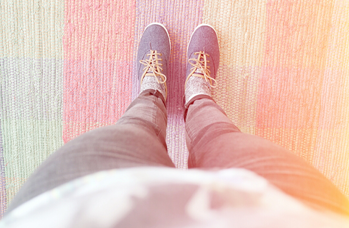 how to style wool keds