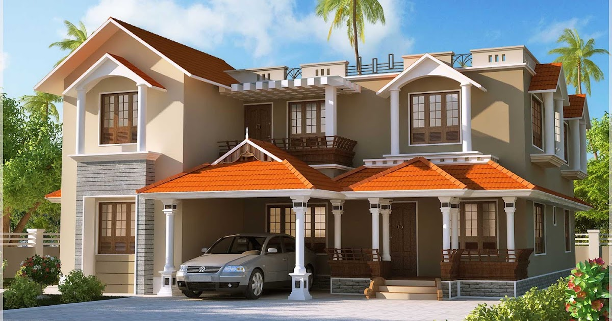 Dream Home Plans In Kerala Styile 1200 Squ Joy Studio
