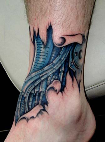 Tattoolegjpg Tribal Leg Tattoo Ideas